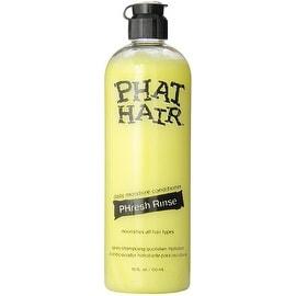 Phat Hair Daily Moisture Conditioner, Phresh Rinse 16 oz