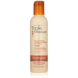 Neutrogena 6-ounce Triple Moisture Silk Touch Leave-in Cream