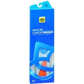 Spenco Gel Insoles #6 1 Pair (3 options available)