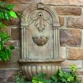 Sunnydaze Florence Outdoor Wall Fountain - Thumbnail 5