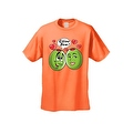 MEN'S / UNISEX T-SHIRT Olive You! FUNNY HEARTS VALENTINE'S DAY TOP S-2X 3X 4X 5X - Thumbnail 3