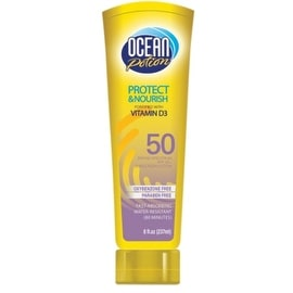 Ocean Potion 8-ounce Suncare Protect & Nourish Sunscreen SPF 50