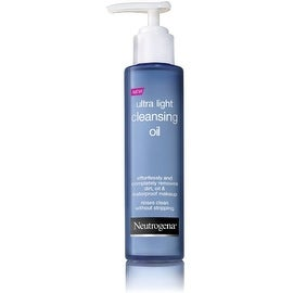 Neutrogena Ultra-Light Cleansing Oil 4.5 oz