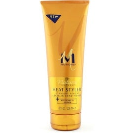 Motions Heat Styled Straight Finish Leave-In Conditioner, 8 oz