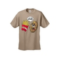 MEN'S T-SHIRT I Am Your Father! FUNNY POTATO AND FRENCH FRIES S-XL 2X 3X 4X 5X - Thumbnail 5
