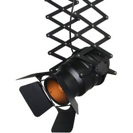 Black Vintage Industrial Spot Light Ceiling lamp light
