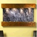 Adagio Sunrise Springs Wall Fountain Black Spider Marble Rustic Copper - SSS1007 - Thumbnail 8