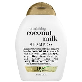 Organix Nourishing Coconut Milk Shampoo 13-ounce