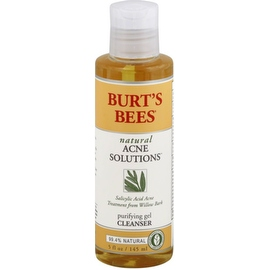 Burt's Bees Natural Acne Solutions Purifying Gel Cleanser 5 oz (3 options available)