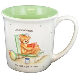 Gund Bears Congratulations Mug