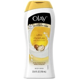 OLAY Ultra Moisture Body Wash with Shea Butter 23.60 oz