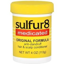 Sulfur8 Anti-Dandruff Hair & Scalp Conditioner 4 oz