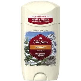 Old Spice Fresh Collection Anti-Perspirant Deodorant, Denali 2.60 oz