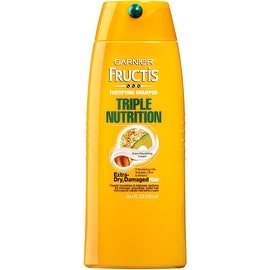 Garnier Fructis Triple Nutrition Extra Nourishing Cream Fortifying Shampoo 25.40 oz