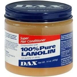 Dax 100-percent Pure Lanolin Super Hair Conditioner 14 oz