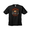 MEN'S BIKER T-SHIRT Original American Pride ENTHUSIAST SINCE 1903 S-2X 3X 4X 5X - Thumbnail 5