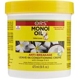Organic Root Stimulator Monoi Oil Leave-In Conditioner 16 oz