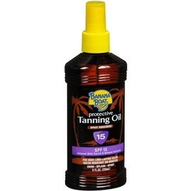 Banana Boat 8-ounce Protective Tanning Oil Spray SPF 15