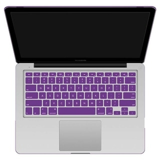 Rubberized Hard Shell Case Cover With Keyboard Cover MacBook Pro 13 Inch A1278