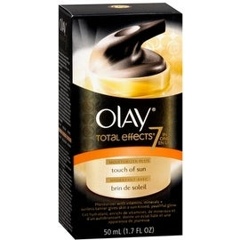 OLAY Total Effects 7-in-1 Anti-Aging Moisturizer plus Touch of Sun 1.70 oz