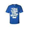 MEN'S HILARIOUS T-SHIRT Turn Down For What? TEE FUNNY ADULT HUMOR COOL TOP S-5XL - Thumbnail 3