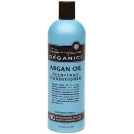 Renpure Organics Argan Oil Luxurious Conditioner 16 oz