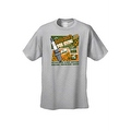 Men's T-Shirt Dirty Dick's Auto Repair Route 7 Hot Rot Tunned Shop Engine Parts - Thumbnail 2