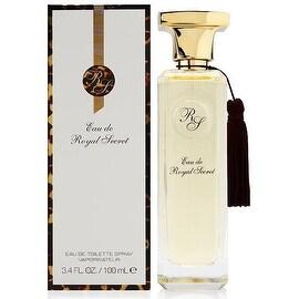 Five Star Eau de Royal Secret Women's 3.4-ounce Fragrance