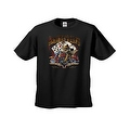 MEN'S BIKER T-SHIRT Deadman's Hand WILD BILL ACE-EIGHT PISTOLS S-XL 2X 3X 4X 5X - Thumbnail 8