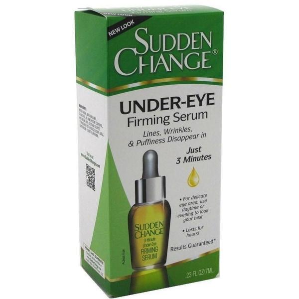 Sudden Change Under-Eye Firming Serum 0.23 oz