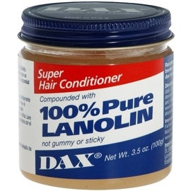 Dax 100-percent Pure Lanolin Super Hair Conditioner 3.50 oz