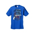 Men's T-Shirt USA Flag This Is My Gun Permit 2nd Amendment United States Tee - Thumbnail 0