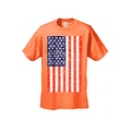 Men's T-Shirt USA Flag American Pride Stars & Stripes Old Glory Tee Distressed - Thumbnail 2