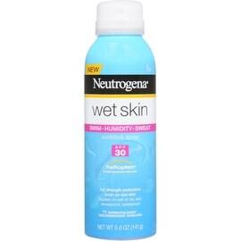 Neutrogena Wet Skin Sunblock Spray SPF 30 5 oz