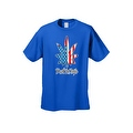 USA Flag Men's T Shirt Weed the People Stars & Stripes Pot Marijuana Smoking - Thumbnail 6