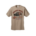 MEN'S T-SHIRT 'RUSTY NUTS AUTO SHOP' USED PARTS CAR AUTOMOBILE S-XL 2X 3X 4X 5X - Thumbnail 6