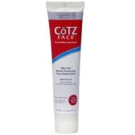 Cotz Face 1.5-ounce Sunscreen Natural Skin Tone SPF 40