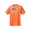 Men's T-Shirt USA Flag American Pride Stars & Stripes Old Glory Vet Tee Patriotic - Thumbnail 5