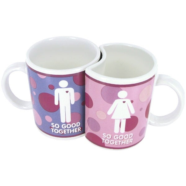 Encore Good Together Double Mug Set