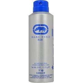 Marc Ecko Blue Men's 6-ounce Body Spray