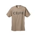 MEN'S COOL GRAPHIC T-SHIRT Celfie TEE SINCERELY JULES CELFIE SHIRT PICTURE S-5XL - Thumbnail 4