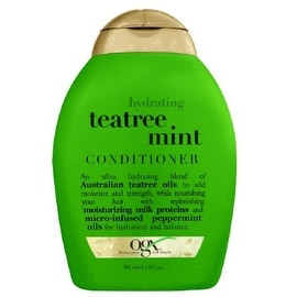 Organix Conditioner, Hydrating Tea Tree Mint 13 oz