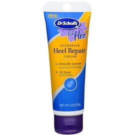 Dr. Scholl's For Her Intensive Heel Repair Cream 3.50-ounce