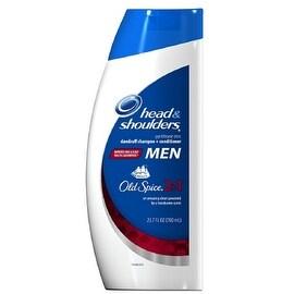 Head & Shoulders Old Spice 2-in-1 Anti-Dandruff Shampoo + Conditioner 23.7 oz