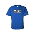 Men's Funny T-Shirt Milf Man I Love Fishing Adult Sex Humor Fish Joke Hunting - Thumbnail 6