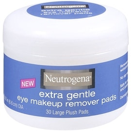 Neutrogena Extra Gentle Eye Makeup Remover Pads 30 ea