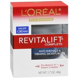 L'Oreal Dermo-Expertise Advanced RevitaLift Night Cream 1.70 oz