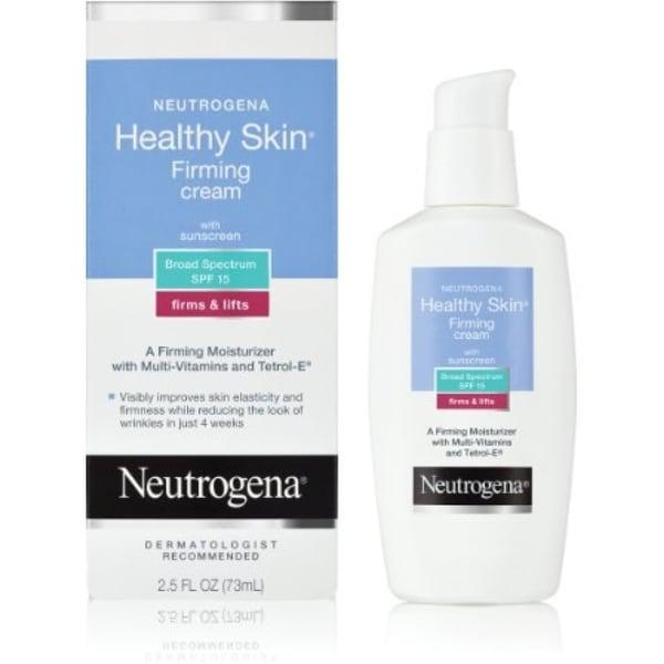 Neutrogena Healthy Skin Firming Cream SPF 15 2.50 oz