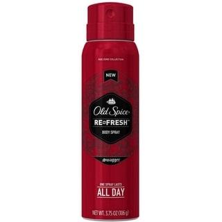 Old Spice Re-Fresh Body Spray, Swagger 3.75 oz