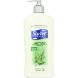 Suave Hand and Body Lotion with Soothing with Aloe 18 oz